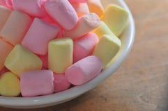 Marshmallow Stock Photography