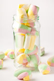 Marshmallow colorido Fotos de Stock Royalty Free
