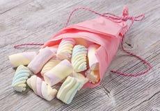 Marshmallow colorido Fotos de Stock Royalty Free