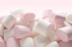 marshmallow cukierki Zdjęcie Stock