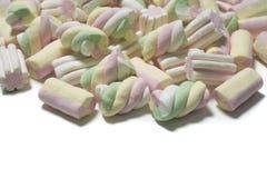 Marshmallow, fim acima Fotografia de Stock