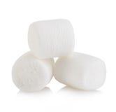 Marshmallow isolated on white Stock Image