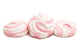 Marshmallow isolated Royalty Free Stock Image