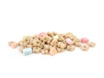 Marshmallow kids cereal Stock Photos