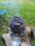 Marshmallow queimado Imagem de Stock Royalty Free