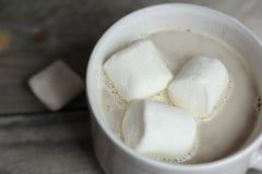 Marshmallow skąpanie Zdjęcia Royalty Free