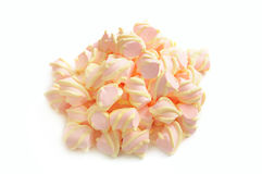 Marshmallow sweets Stock Photo