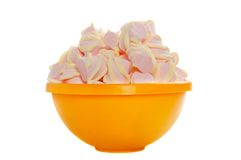 Marshmallow sweets Stock Image