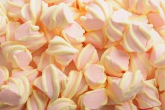 Marshmallow sweets Royalty Free Stock Photo
