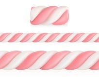 Marshmallowgodismodell royaltyfri illustrationer