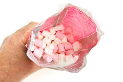 Marshmallows Stock Images