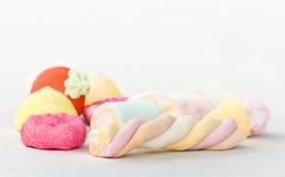 marshmallows Obraz Royalty Free
