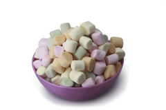 Marshmallows Στοκ Εικόνα