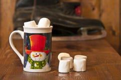 Marshmallows Στοκ Φωτογραφίες