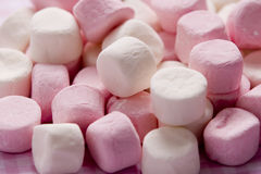 marshmallows Arkivbild