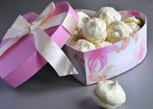 marshmallows Royaltyfri Foto