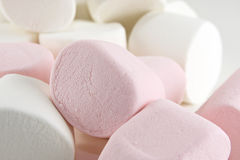 Marshmallows fotografia de stock royalty free