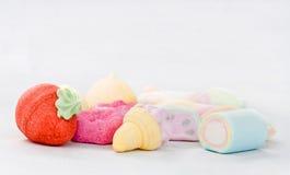 marshmallows Obrazy Royalty Free