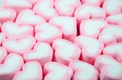 marshmallows Fotografia Stock