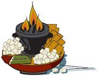 marshmallows Fotografering för Bildbyråer