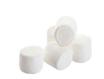 Marshmallows imagem de stock