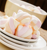 Marshmallows Royalty Free Stock Photos