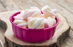 Marshmallows Royalty Free Stock Photography