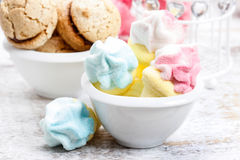 Marshmallows Stock Photos