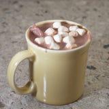 Splashing Cocoa Royalty Free Stock Images