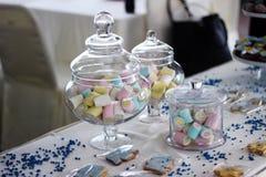 Marshmallows Stock Photography