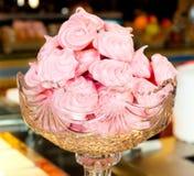 Marshmallowsouffle Royaltyfri Fotografi