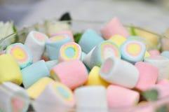 Marshmello Foto de archivo libre de regalías