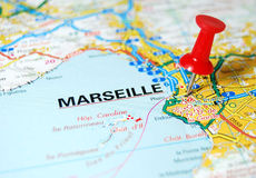 Marsiglia Immagini Stock Libere da Diritti
