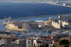 Marsiglia Francia Immagini Stock Libere da Diritti