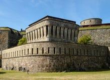 Marstrand d'île de Th du fort 1on de Carlsten Photo libre de droits