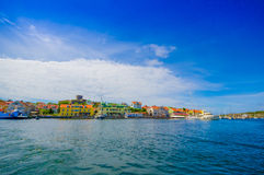 Marstrand, picturesque and popular sailing island Royalty Free Stock Photography