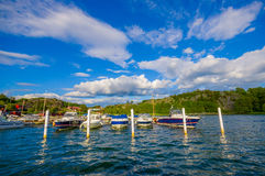 Marstrand, popular sailing island, Sweden Stock Photo