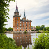 Marsvinsholm castle Royalty Free Stock Photography