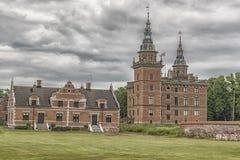 Marsvinsholms castle in Skane Stock Photography