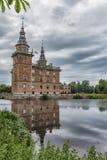 Marsvinsholms castle in Sweden Stock Image