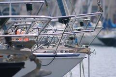 marsylia jacht Obrazy Royalty Free