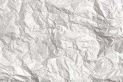 marszcząca papierowa tekstura zdjęcia stock