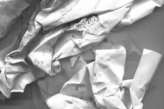 Marszczący, roztrzaskanie papier BARDZO wzrosta postanowienie Geometryczny graffiti abstrakta tło Zdjęcie Stock