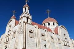 Free Mart Shmone Syriac Orthodox Church In Derik, Syria. Royalty Free Stock Photography - 30047067