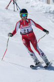 Marta Carvalho during the Ski National Championships Stock Photos