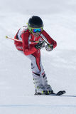 Marta Carvalho during the Ski National Championships Stock Image