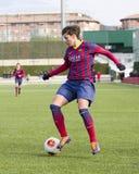 Marta Corredera - el FC Barcelona de las mujeres combina Foto de archivo