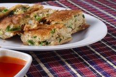 Martabak, indonesia popular food Royalty Free Stock Photos