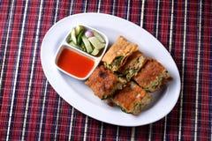 Martabak, indonesia popular food Stock Images