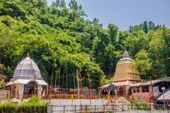 Martand tempel i kashmir Arkivbild